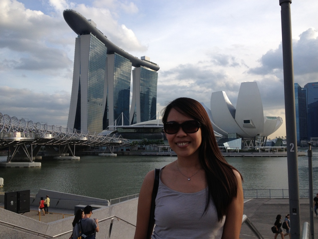 Visiting Marina Bay Sands
