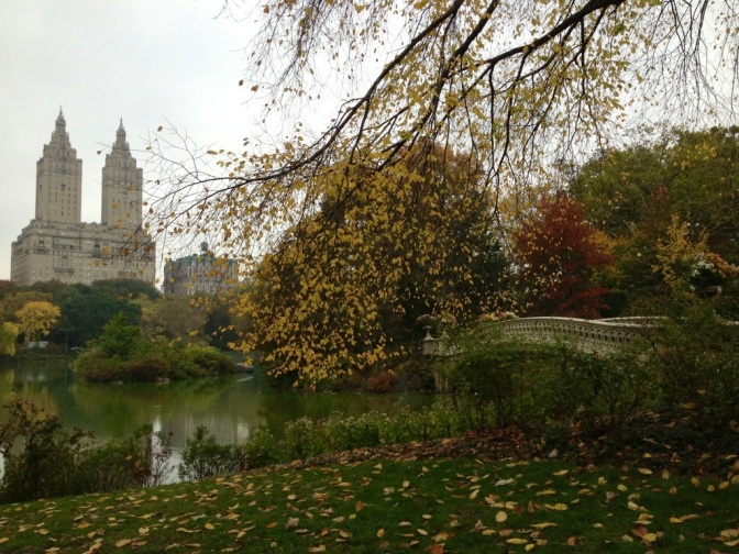 My Solo Adventure: Autumn in New York (Oct 18 – 25, 2012)