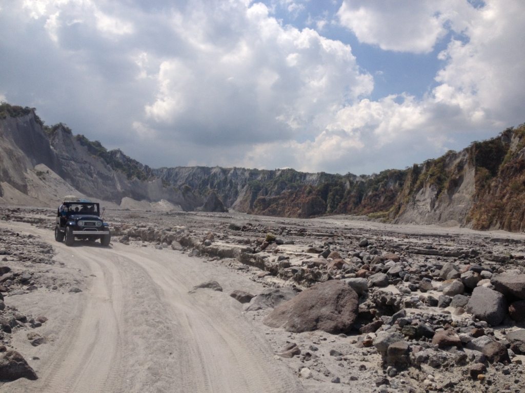 Until next time, Mt. Pinatubo!
