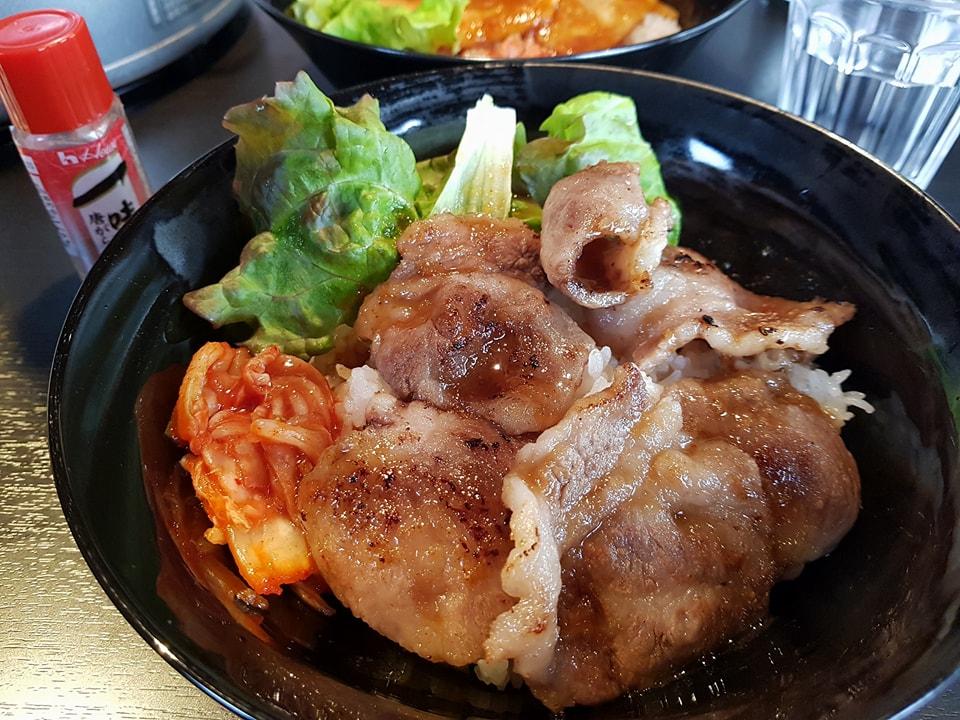 Kobe lunc