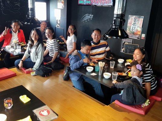 Kobe lunch2