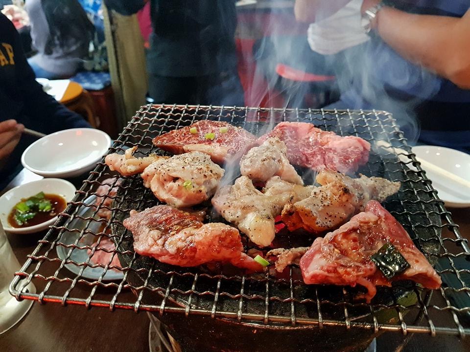 Namba dinner