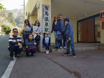 Rokko cable car