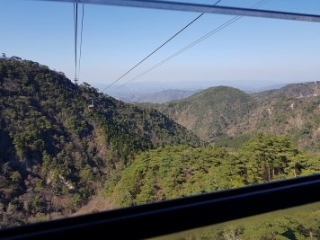 Rokko cable car2